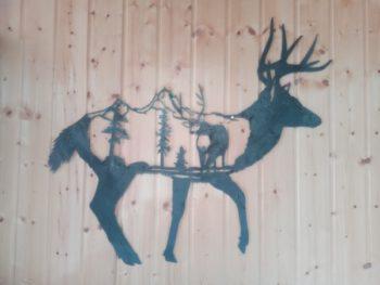 Décoration murale Mauriac Cantal