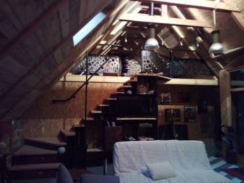 Escalier mauriac